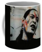 I'll Be Seeing You - Billie Holiday  Coffee Mug