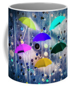 Imagination Raining Wild Coffee Mug