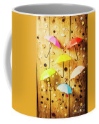 In Rainy Fashion Coffee Mug