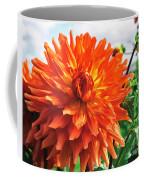 In The Dahlia Garden 1 Coffee Mug