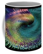 In The Eye Of The Storm II Altered  Coffee Mug