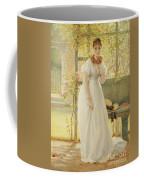 In The Walled Garden, 1869 Coffee Mug