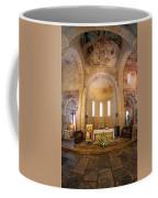 Inside The Basilica Coffee Mug by Tom Singleton