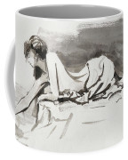 Introspection Coffee Mug by Steve Henderson