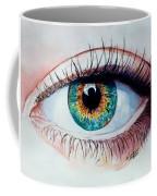Intuition Coffee Mug by Michal Madison