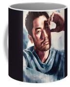 Intuitive Faith Coffee Mug by Michal Madison