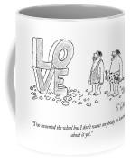 Inventing The Wheel Coffee Mug