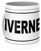 Inverness City Nameplate Coffee Mug