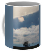 Iridescent Clouds 02 Coffee Mug by Rob Graham