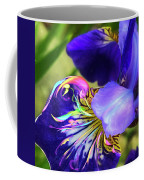 Iris Osirus Coffee Mug by Cindy Greenstein