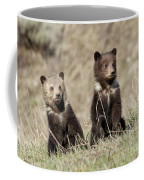 Istanding Tall Coffee Mug by Ronnie and Frances Howard