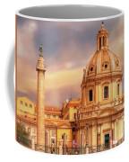 It Ain't Half Hot Mum, Rome Coffee Mug by Leigh Kemp