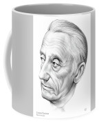 Jacques-yves Cousteau Coffee Mug