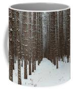 January Forest Coffee Mug