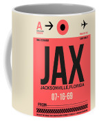 Jax Jacksonville Luggage Tag I Coffee Mug