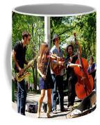 Jazz Musicians Coffee Mug