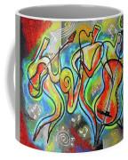 Jazz-swing Coffee Mug