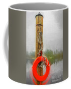 Jim Bouys Pole Coffee Mug