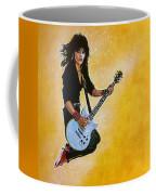 Joan Jett Coffee Mug