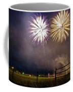 July 4 In Rural America  Coffee Mug by Mary Lee Dereske