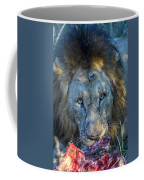 Jungle King With Kill With Killer Looks Coffee Mug