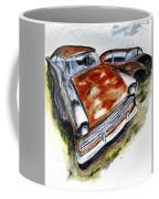 Junk Car No.10 Coffee Mug by Clyde J Kell