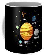 Jupiter Planet Universe Astronomy Coffee Mug