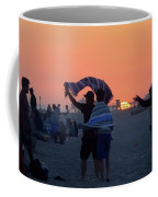 Just Another California Sunset Coffee Mug by Ron Cline