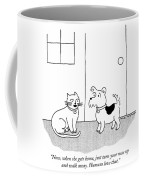 Just Turn Your Nose Up And Walk Away Coffee Mug