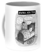 Kafka Age Ten Coffee Mug