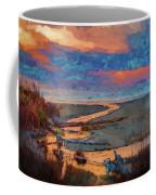 Kalaloch Creek 54 Coffee Mug