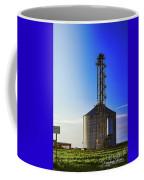 Kansas Elevator Coffee Mug