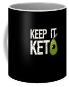 Keep It Keto Coffee Mug