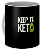 Keep It Keto Coffee Mug