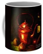 The Red Kettle Coffee Mug