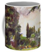 Kew Gardens, The Little Greenhouse, 1892 Coffee Mug