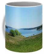 Kielder Water In Northumberland Coffee Mug
