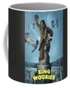 King Wookiee Coffee Mug by Eric Fan