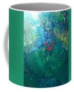 Kiss A Frog Coffee Mug