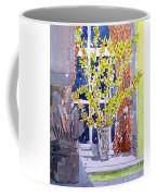 Kitchen Forsythia Coffee Mug