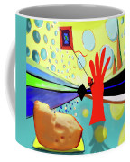 Kite Coffee Mug by Teresa Epps