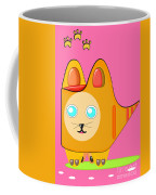 Kitten Footprints Coffee Mug