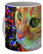 Koko The Orange Cat Coffee Mug