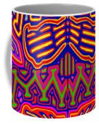 Kuna Butterfly Coffee Mug