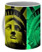 Lady Liberty For All Coffee Mug
