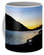 Lake Cuyamaca Sunset Coffee Mug