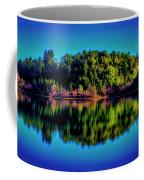 Lake Double Reflection Coffee Mug