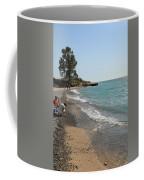 Lake Michigan Frankfort Mi Coffee Mug