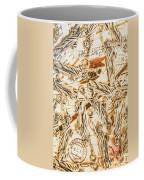 Landmarks And Postmarks Coffee Mug