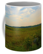 Salt March Landscape  Coffee Mug